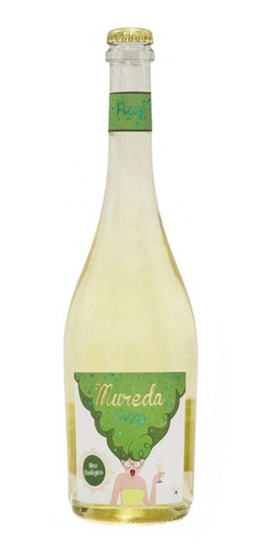Vino Blanco Espumoso Fizzy Mureda, 1 ud