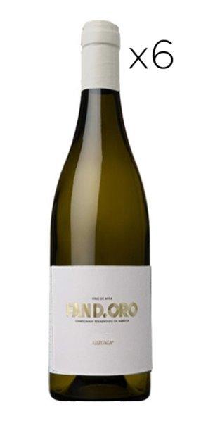 'Vino Blanco Fan D. Oro de Arzuaga Caja 6 Botellas