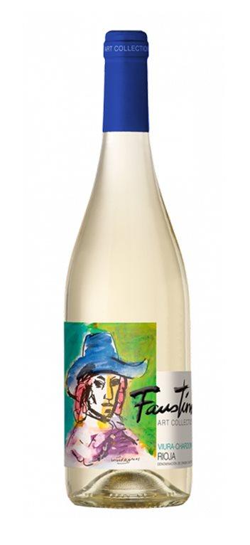Vino Blanco Faustino Art Collection Viura-Chardonnay
