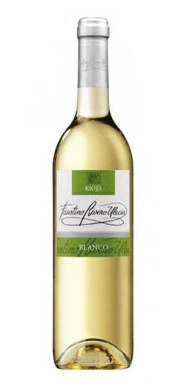 Vino Blanco Faustino Rivero, 1 ud