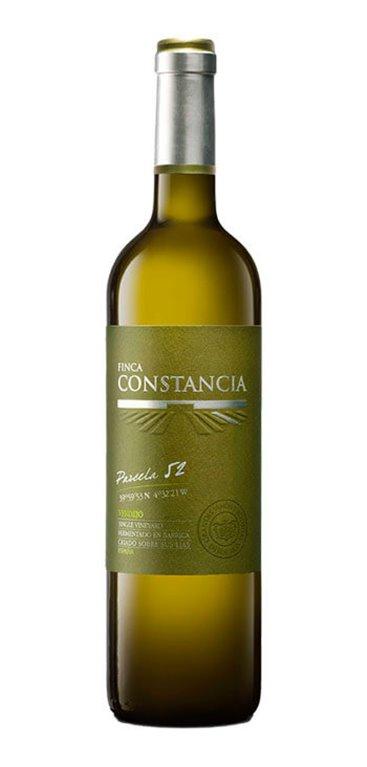Vino Blanco Finca Constancia Parcela 52, 1 ud