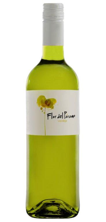 Vino Blanco Flor del Páramo, 1 ud