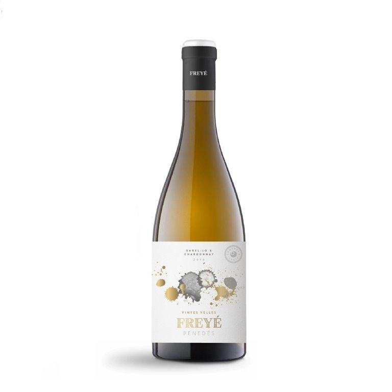 Vino Blanco Freyé Viñas Viejas Penedès 75 cl.