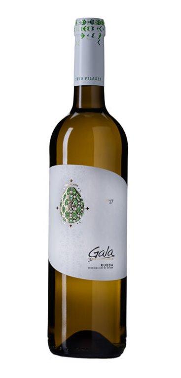 Vino Blanco Gala Ecológico