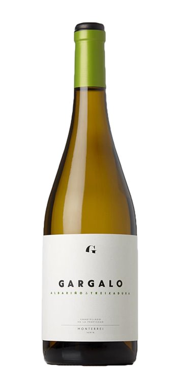Vino Blanco Gargalo Treixadura y Albariño