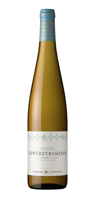 Vino Blanco Gewürztraminer Pirineos