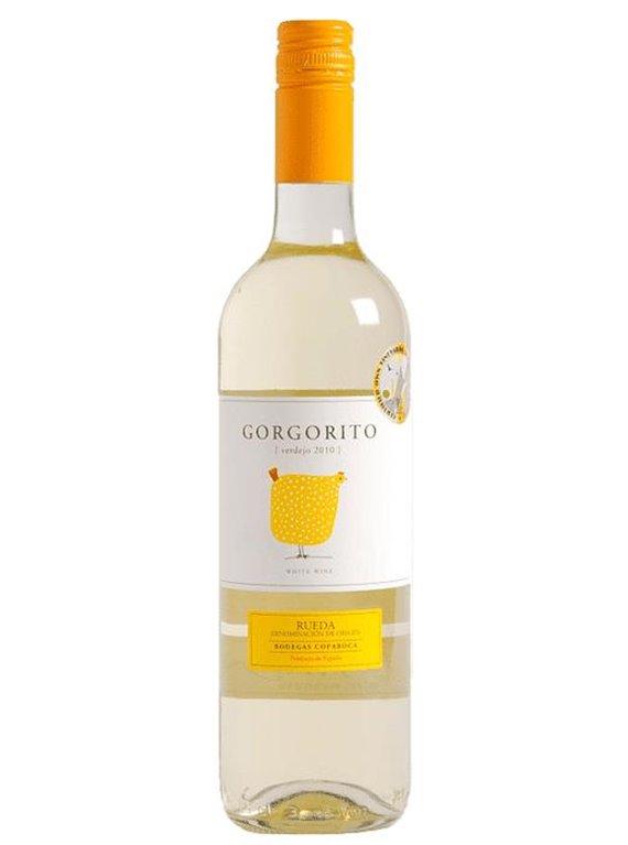 Vino blanco Gorgorito rueda 2019