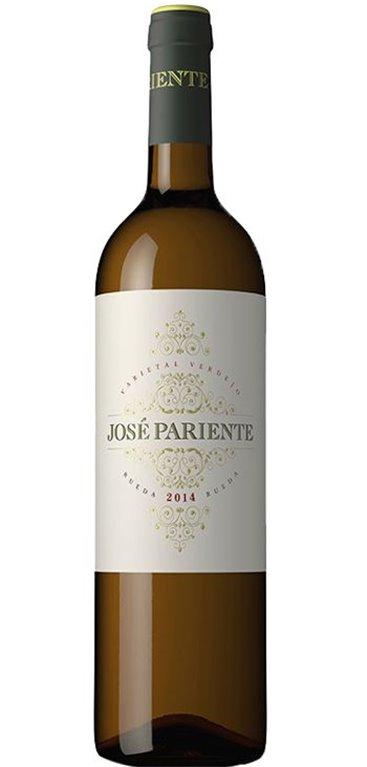Vino Blanco José Pariente Verdejo, 1 ud