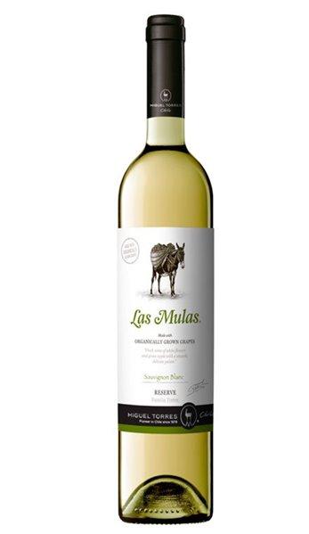 'Vino Blanco Las Mulas Sauvignon Blanc