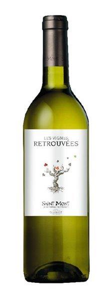Vino Blanco Les Vignes Retrouvées