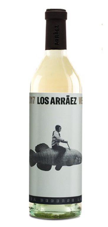 'Vino Blanco Los Arráez Verdil, 1 ud