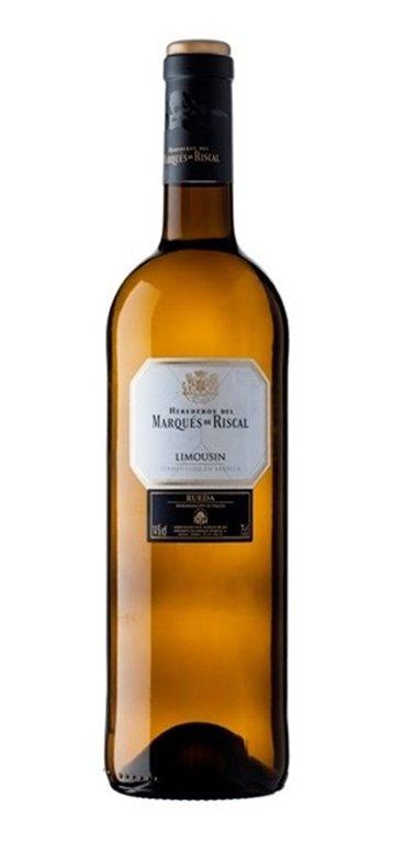Vino Blanco Marqués de Riscal Limousin, 1 ud