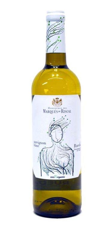 Vino Blanco Marqués de Riscal Sauvignon, 1 ud