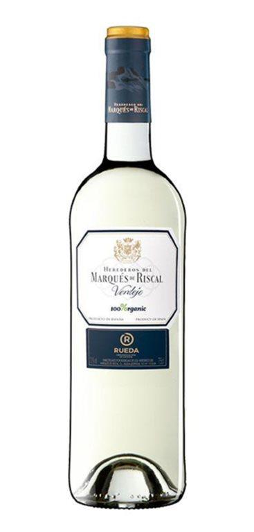 Vino Blanco Marqués de Riscal Verdejo, 1 ud