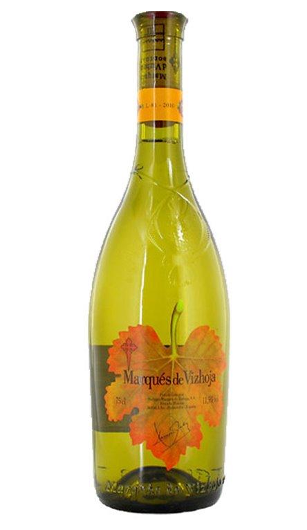 Vino Blanco Marqués de Vizhoja, 1 ud