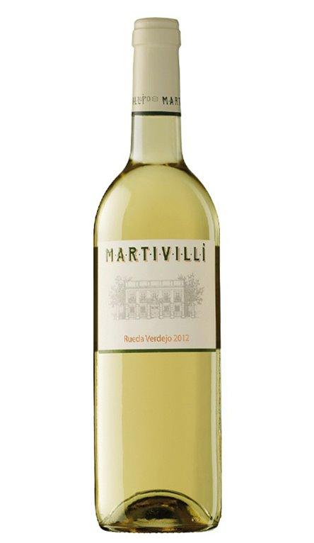 Vino Blanco Martivilli Verdejo