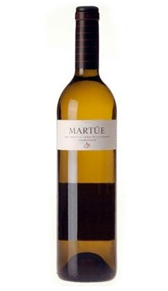 Vino Blanco  Martúe Chardonnay Con Crianza