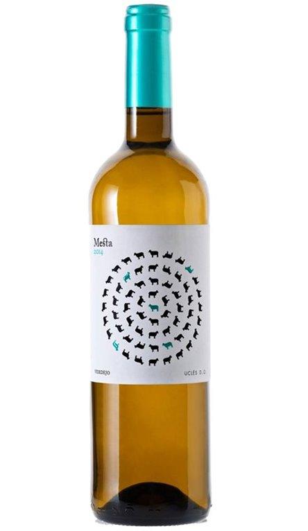 Vino Blanco Mesta Verdejo Dominio De Fontana, 1 ud