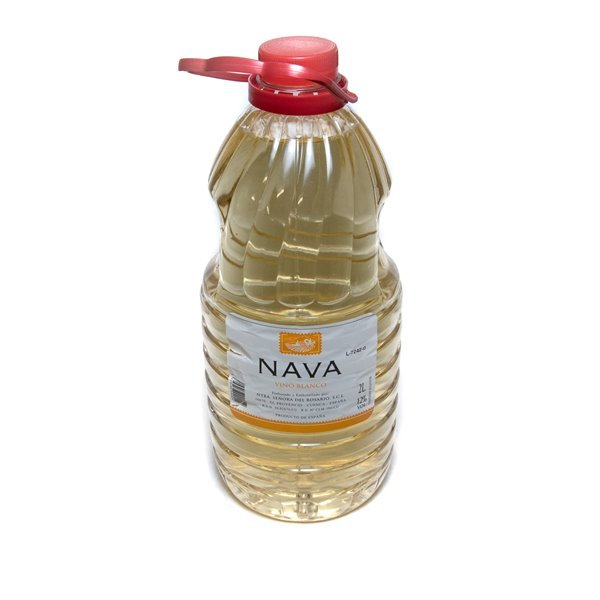 Vino blanco NAVA