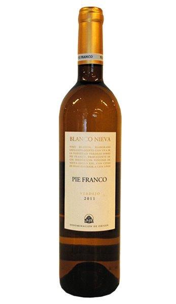 Vino Blanco Nieva Pie Franco