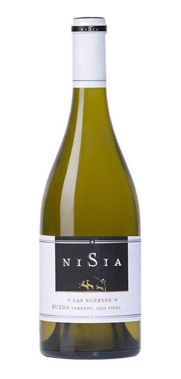 Vino Blanco Nisia Las Suertes