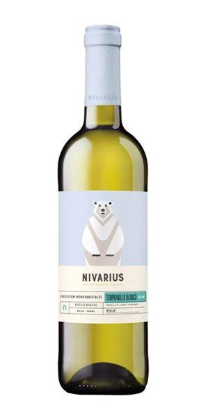 Vino Blanco Nivarius Tempranillo