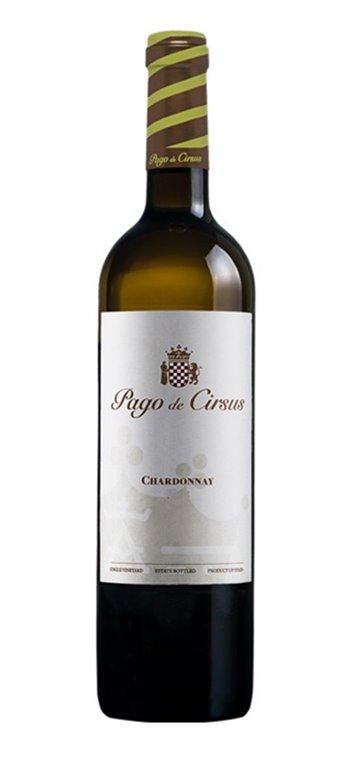 Vino Blanco Pago de Cirsus Seco Chardonnay
