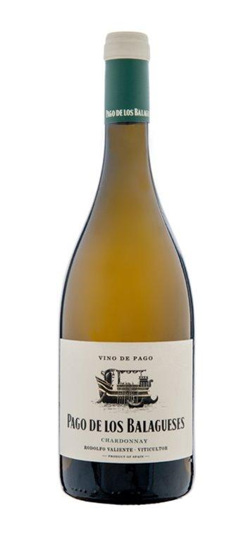 Vino Blanco Pago De Los Balagueses Chardonnay