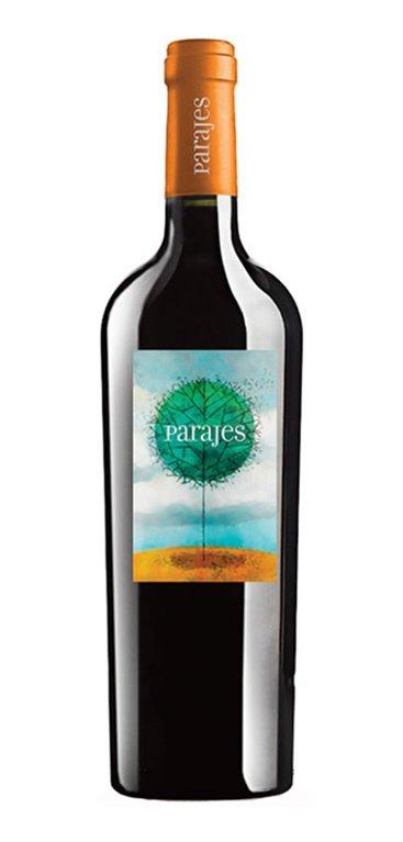 Vino Blanco Parajes