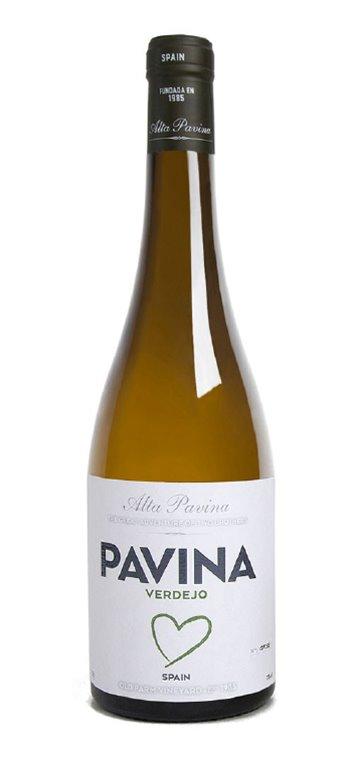 Vino Blanco Pavina Verdejo