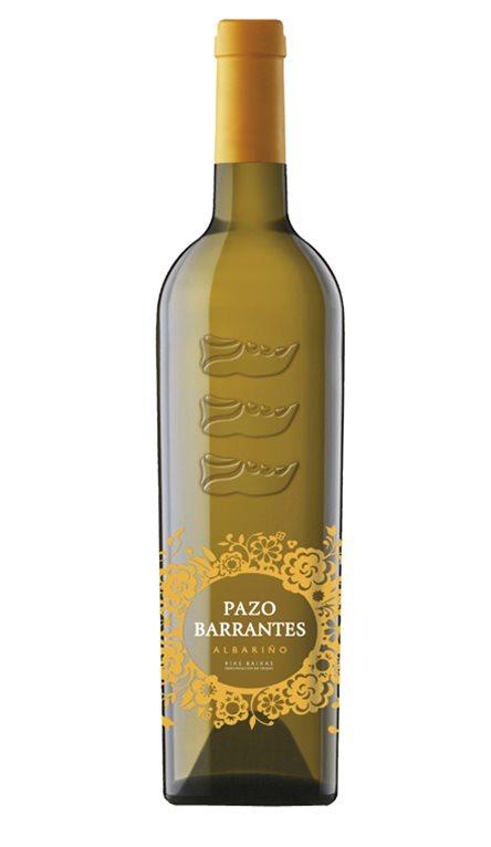 'Vino Blanco Pazo de Barrantes, 1 ud