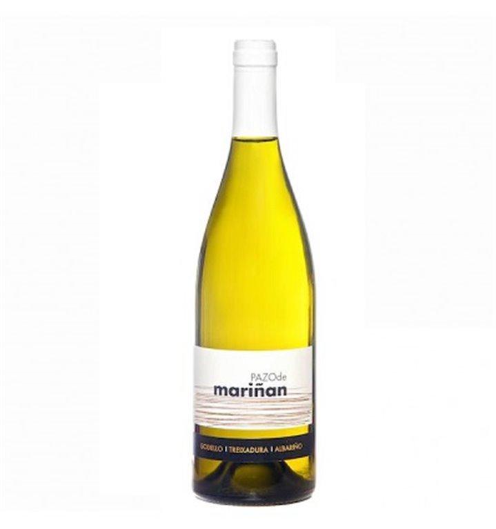 Vino Blanco Pazo de Mariñan 75 cl. Godello Treixadura y Albariño