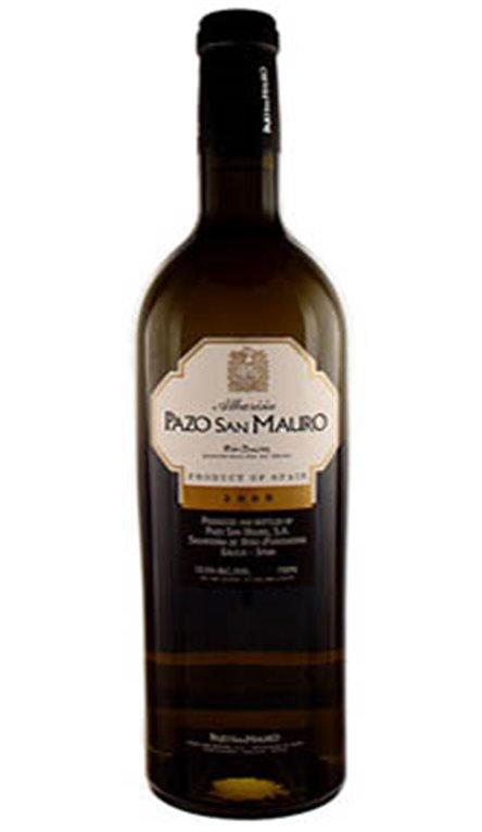 Vino Blanco Pazo San Mauro Albariño