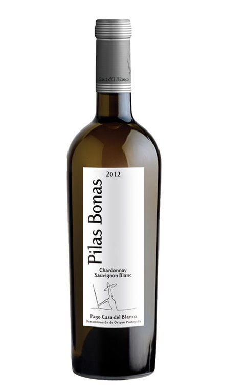 Vino Blanco Pilas Bonas, 1 ud