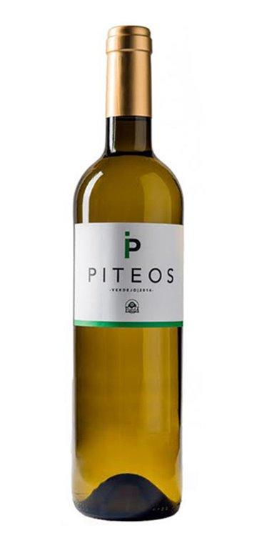 Vino Blanco Piteos Verdejo