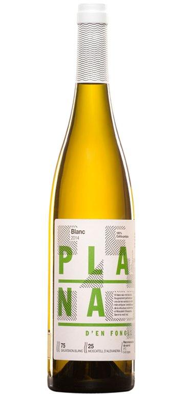 Vino Blanco Plana D'En Fonoll Blanc