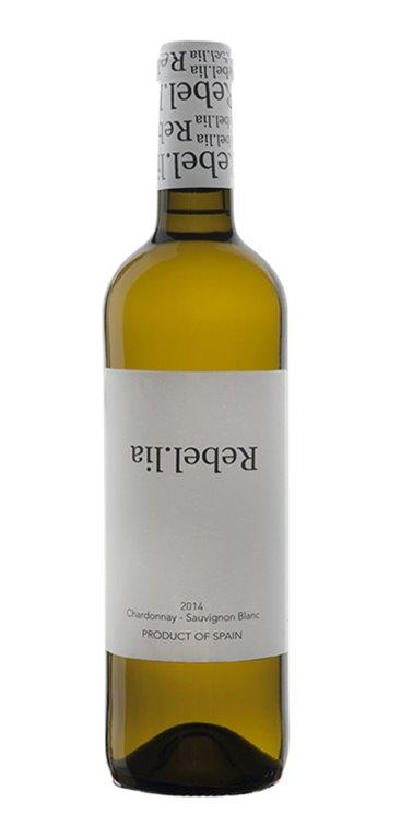 Vino Blanco Rebel.lia Ecológico