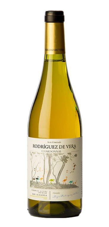 Vino Blanco Rodríguez de Vera Chardonnay, 1 ud