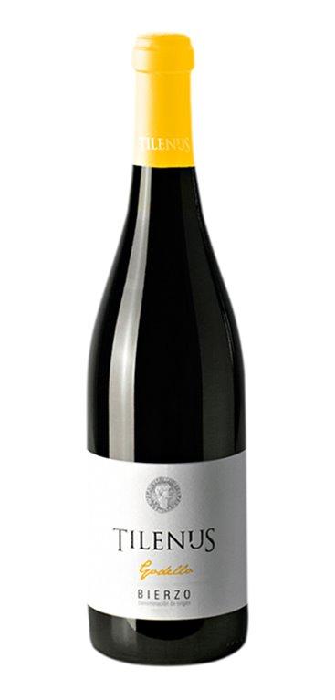 Vino Blanco Tilenus Godello