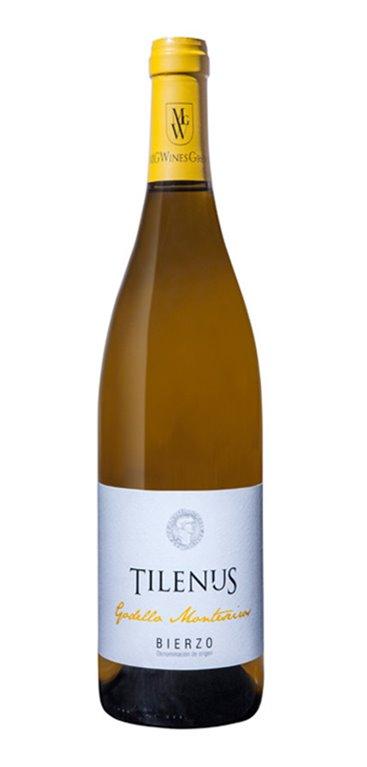 Vino Blanco Tilenus Godello Monteseiros