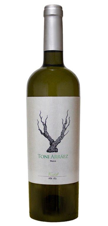 Vino Blanco Toni Arráez Verdil