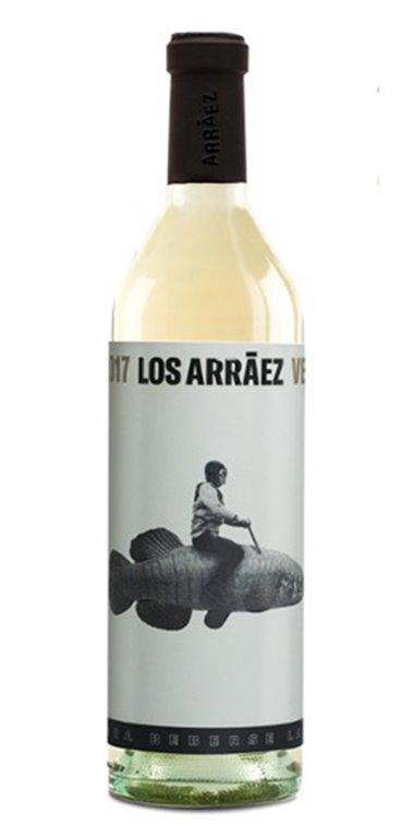 Vino Blanco Los Arráez Verdil, 1 ud