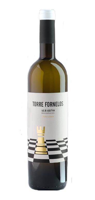 Vino Blanco Torre Fornelos