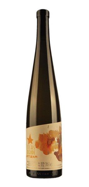 Vino Blanco Txakoli Itsasmendi Artizar