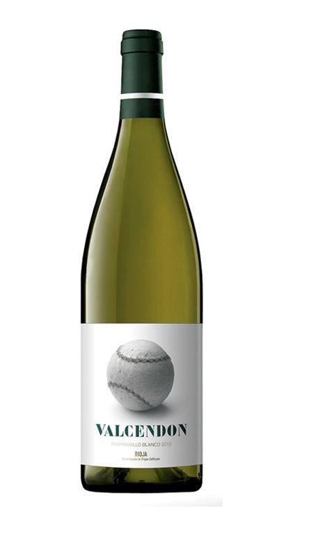 Vino Blanco Valcendón Tempranillo, 1 ud