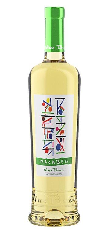 Vino Blanco Viña Puebla Macabeo