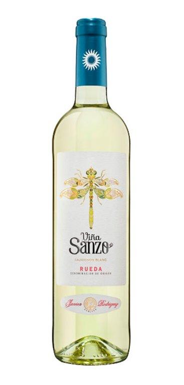 Vino Blanco Viña Sanzo Sauvignon Blanc