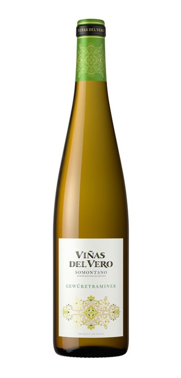 'Vino Blanco Viñas del Vero Gewürztraminer, 1 ud