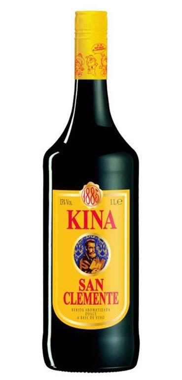 Vino Dulce Kina San Clemente 1L, 1 ud