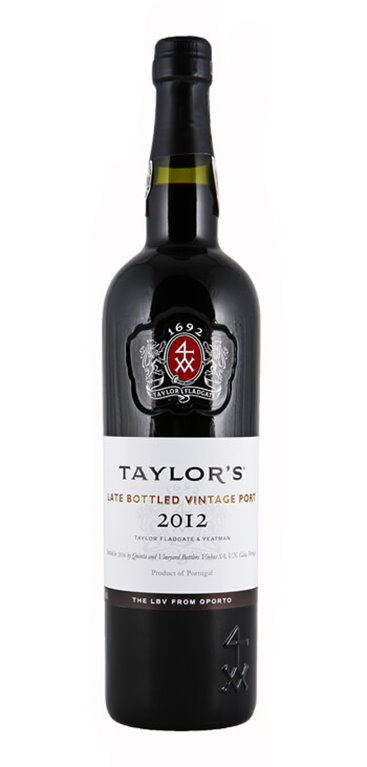 Vino Dulce Taylor's Late Bottled Vintage 2012